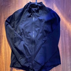 Full Zip Athletic Jacket Define